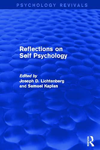 9780415718431: Reflections on Self Psychology (Psychology Revivals)