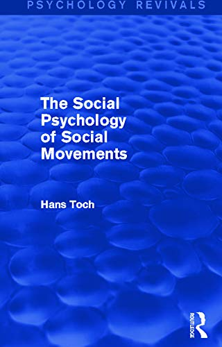 9780415718646: The Social Psychology of Social Movements (Psychology Revivals)