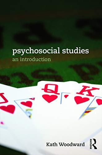 Psychosocial Studies: An Introduction: Woodward, Kath