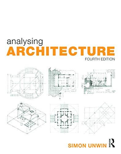 9780415719162: Analysing Architecture (Volume 1)