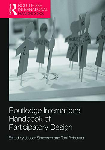 9780415720212: Routledge International Handbook of Participatory Design (Routledge International Handbooks)