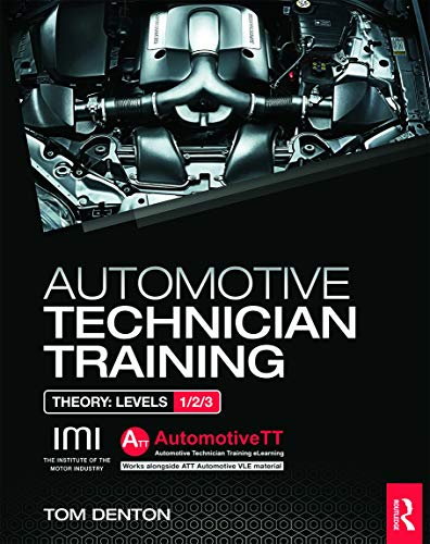9780415720380: Automotive Technician Training: Theory