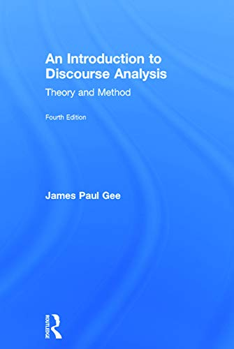 9780415721257: An Introduction to Discourse Analysis: Theory and Method