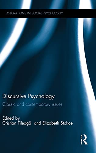 9780415721608: Discursive Psychology: Classic and contemporary issues (Explorations in Social Psychology)