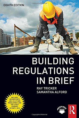 9780415721714: Building Regulations in Brief