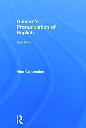 9780415721745: Gimson's Pronunciation of English