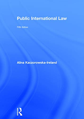 9780415722353: Public International Law