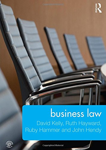 9780415723077: Business Law