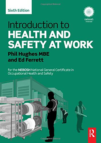 9780415723084: Introduction to Health and Safety at Work: for the NEBOSH National General Certificate in Occupational Health and Safety