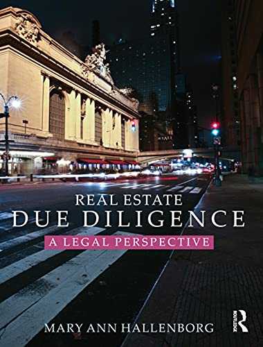 9780415723169: Real Estate Due Diligence: A legal perspective