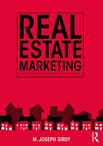 9780415724012: Real Estate Marketing: Strategy, Personal Selling, Negotiation, Management, and Ethics