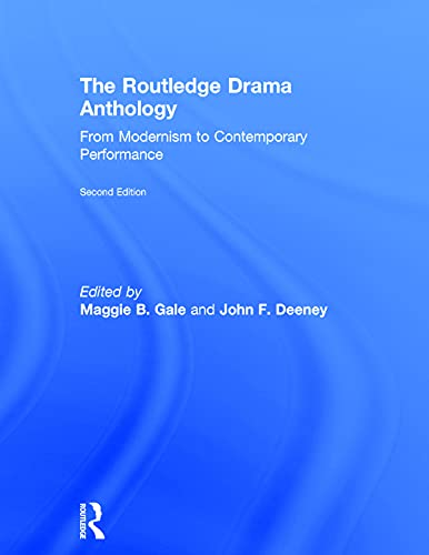 9780415724166: The Routledge Drama Anthology: Modernism to Contemporary Performance