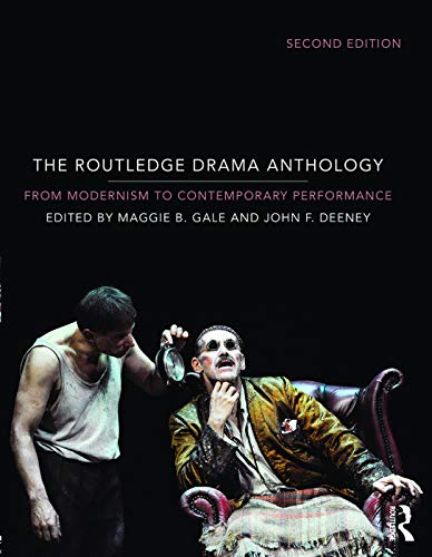 9780415724173: The Routledge Drama Anthology: Modernism to Contemporary Performance