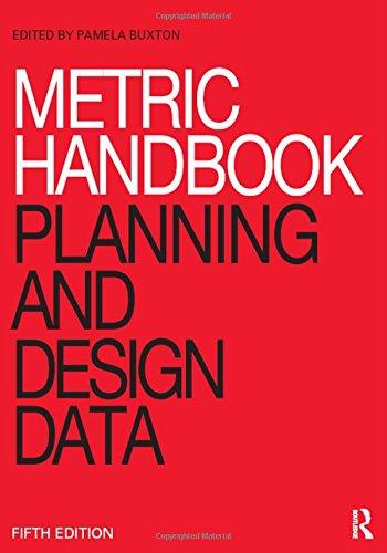 9780415725422: Metric Handbook: Planning and Design Data
