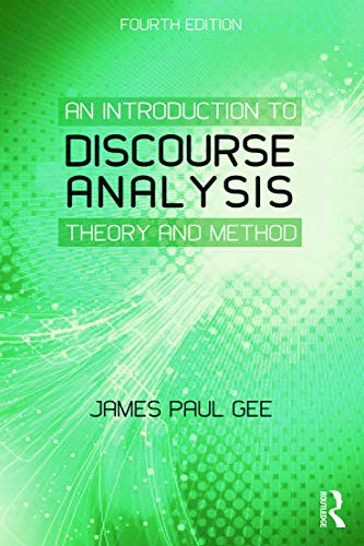 9780415725569: An Introduction to Discourse Analysis: Theory and Method