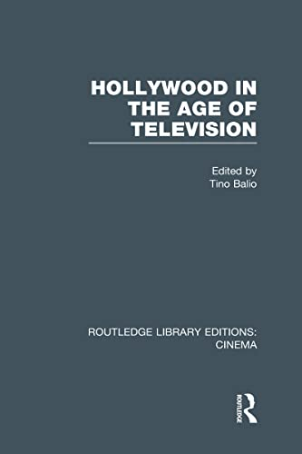 9780415726627: Hollywood in the Age of Television