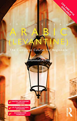 9780415726856: Colloquial Arabic (Levantine): The Complete Course for Beginners