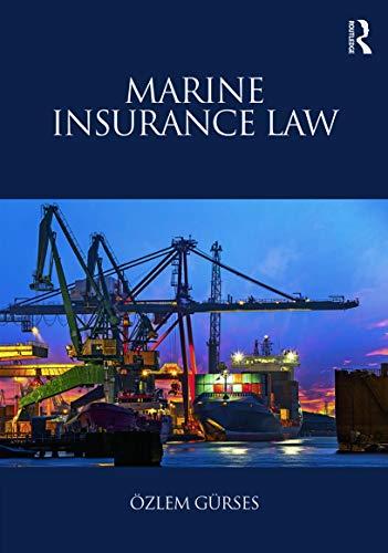9780415727013: Marine Insurance Law