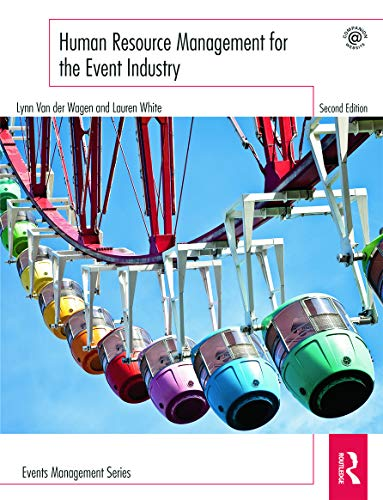 9780415727822: Human Resource Management for the Event Industry (Events Management)