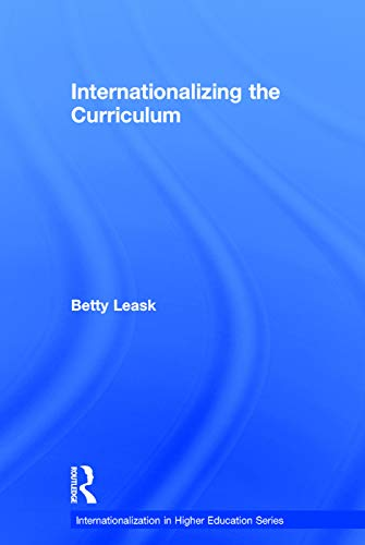 9780415728140: Internationalizing the Curriculum (Internationalization in Higher Education Series)