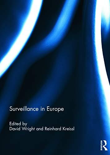 9780415728997: Surveillance in Europe