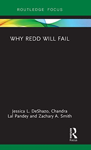 9780415729260: Why REDD will Fail (Routledge Studies in Environmental Policy)