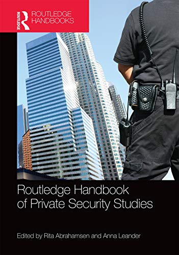 9780415729352: Routledge Handbook of Private Security