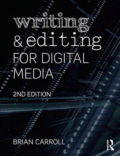 9780415729796: Writing and Editing for Digital Media