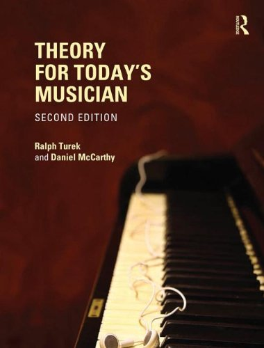 9780415730365: Theory for Today's Musician, Second Edition (Textbook and Workbook Package)