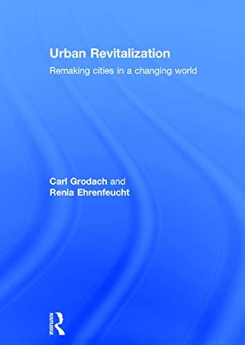 Urban Revitalization (Hardcover): Carl Grodach