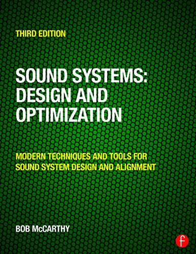 9780415731010: Sound Systems: Design and Optimization: Modern Techniques and Tools for Sound System Design and Alignment