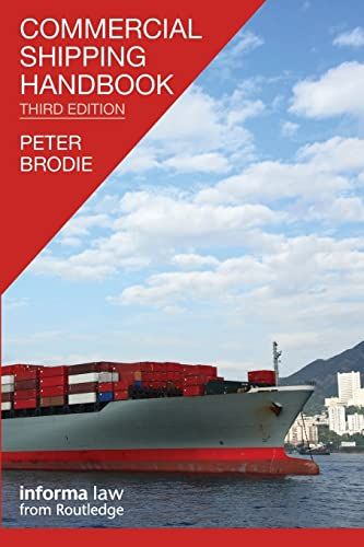 9780415731232: Commercial Shipping Handbook