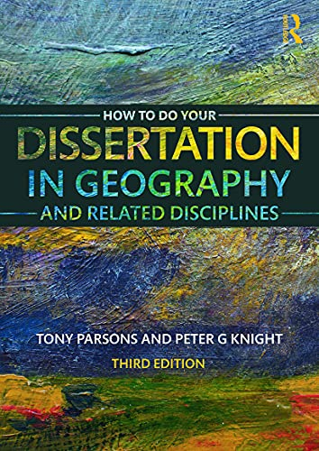 9780415732369: How To Do Your Dissertation in Geography and Related Disciplines