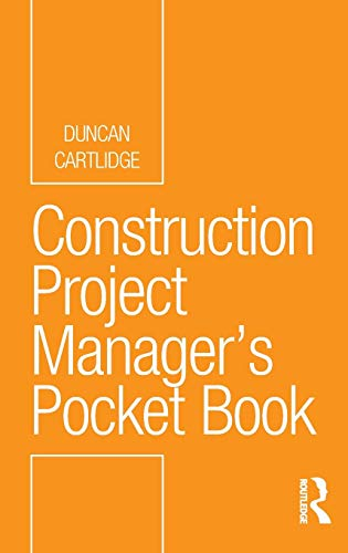 9780415732390: Construction Project Manager's Pocket Book (Routledge Pocket Books)