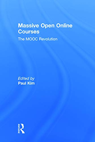 9780415733083: Massive Open Online Courses: The MOOC Revolution