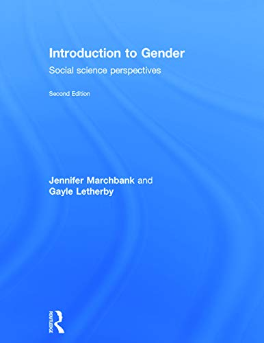 9780415733885: Introduction to Gender: Social Science Perspectives