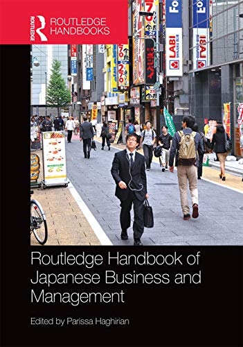 9780415734189: Routledge Handbook of Japanese Business and Management (Routledge Handbooks)