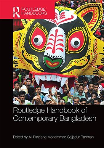 9780415734615: Routledge Handbook of Contemporary Bangladesh