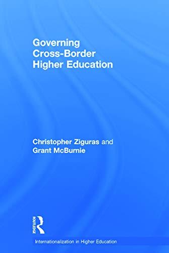 9780415734875: Governing Cross-Border Higher Education (Internationalization in Higher Education Series)