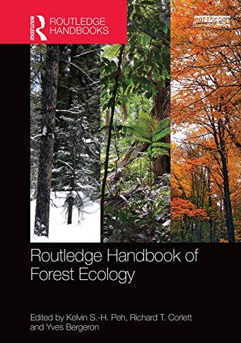 9780415735452: Routledge Handbook of Forest Ecology (Routledge Handbooks)