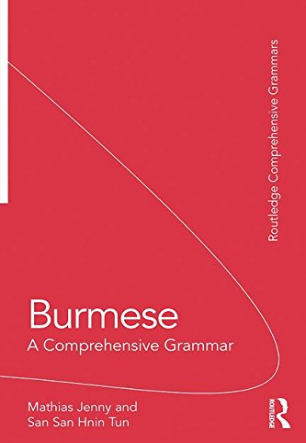 9780415735698: Burmese: A Comprehensive Grammar