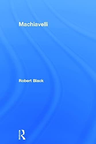 9780415736374: Machiavelli