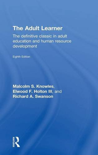9780415739016: The Adult Learner: The definitive classic in adult education and human resource development