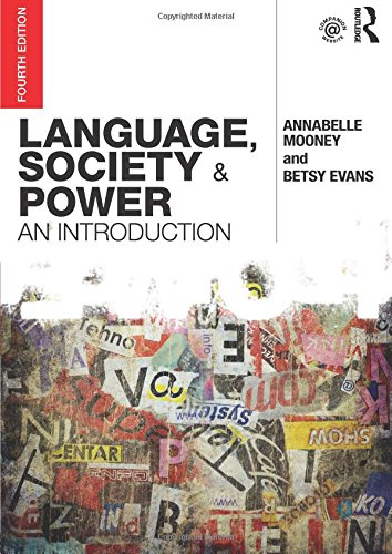 9780415740005: Language, Society and Power: An Introduction (Volume 2)