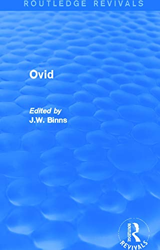 9780415740173: Ovid (Routledge Revivals)