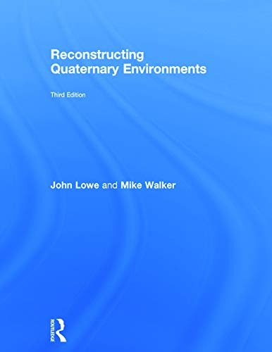 9780415740753: Reconstructing Quaternary Environments