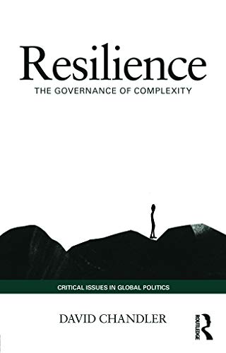 9780415741408: Resilience: The Governance of Complexity
