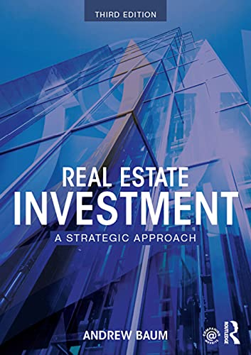 9780415741606: Real Estate Investment: A Strategic Approach