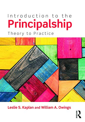 9780415741965: Introduction to the Principalship: Theory to Practice