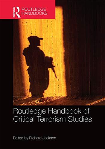 9780415743761: Routledge Handbook of Critical Terrorism Studies (Routledge Handbooks)